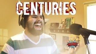 Gambar cover Centuries by Fall Out Boy - Caleb Hyles - Vocal Cover