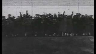 The Scrapping Of RMS OLYMPIC British Movietone Archive RARE FOOTAGE!