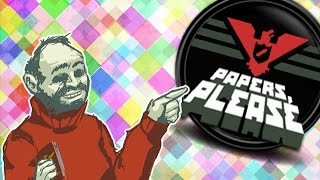 WORST BORDER CONTROL EVER   Papers Please