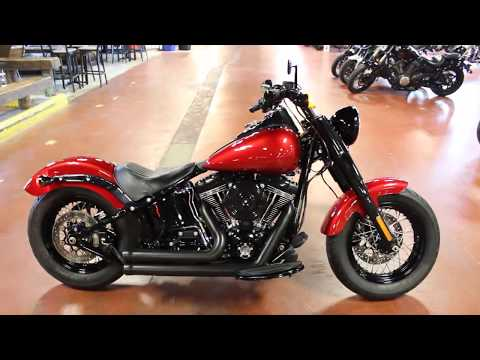 2017 Harley-Davidson Softail Slim® S in New London, Connecticut - Video 1