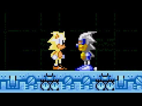 Download Sonic 2 Xl Sonic Hacks Gameplay Video 3GP Mp4 FLV HD Mp3