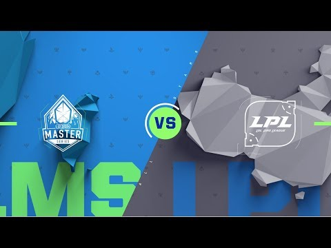 LMS vs LPL - All Stars Finals Match Highlights (2017)