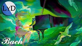 Bach Música Clásica Relajante de Piano para Estudiar y Concentrarse, Trabajar, Relajarse, Leer