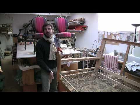 comment reparer ressort canapé
