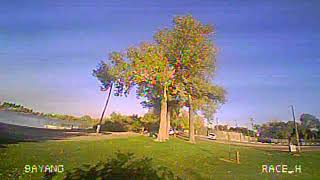 FPV Fly at the Park! BetaFPV Micro Whoop. GREAT DRONE