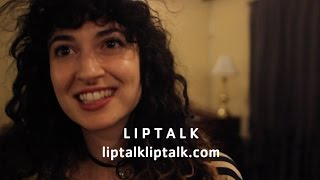 Songwriting & Recording Workshop Feat <b>Sarah Pedinotti</b> LIPTALK