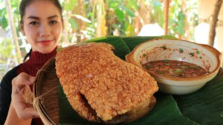 Yummy cooking crispy pork recipe - Natural Life TV Cooking