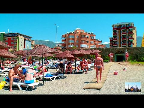 Пляжи Турции, Аланья