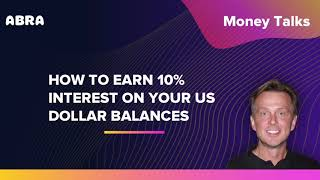 How to earn 10% interest on your US dollars?