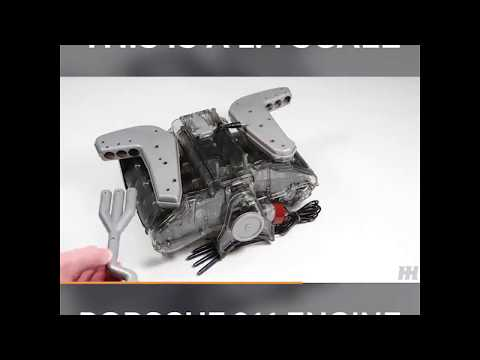 How to make real car engine at home?