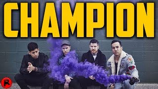 FALL OUT BOY - CHAMPION | TRACK REVIEW