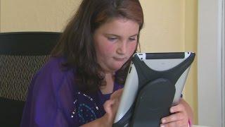 App helps kids lose weight