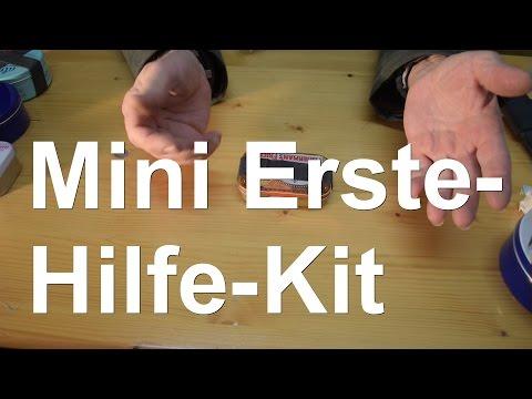 Mini Erste Hilfe Kit
