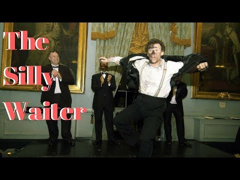 The Silly Waiter Video