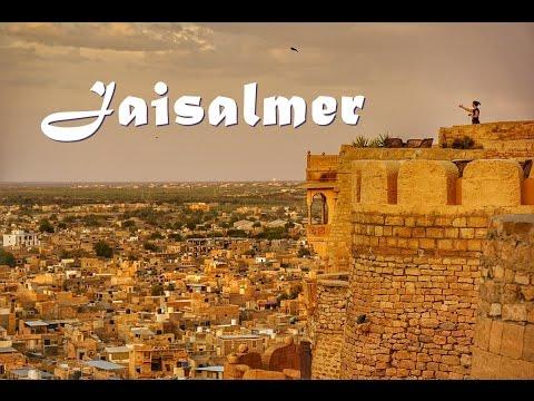 Jaisalmer | Sam Sand Dunes | Thar Desert