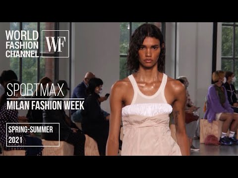 Sportmax spring-summer 2021 | Milan Fashion Week