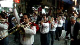 preview picture of video 'Good Friday procession in Damascus, Syria'
