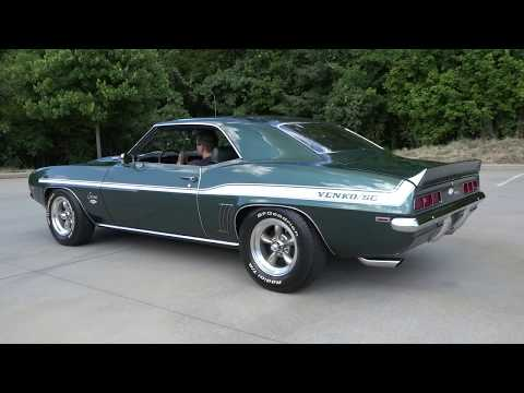 Video of '69 Camaro Yenko - IRVO
