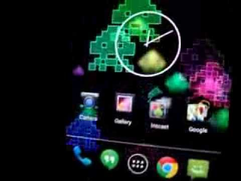 Video of Space Invaders Live Wallpaper