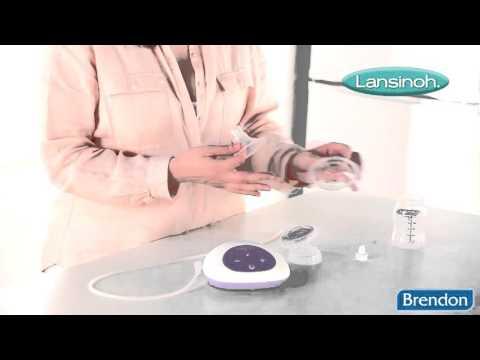 Lansinoh Single elektromos mellszívó - 10000 Ft - (meghosszabbítva: 2805136040) - Vatera.hu Kép