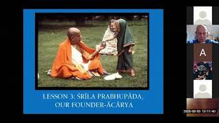 Srila Prabhupada - Our Founder Acarya - part 1 of the 3 part series - HG Suresvara das