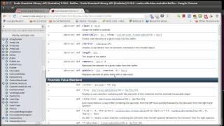 Writing a Chat Program 1 (using Scala)
