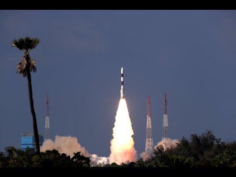 ISRO's PSLV 50 Launch - 20191211
