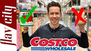 Huge Costco Grocery Haul - 25 Healthy Items To Buy & What To Avoid