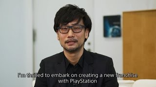 Sony Computer Entertainment Enters into an Agreement with Kojima Productions