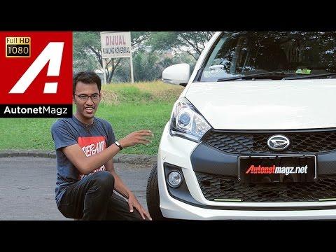 Review Daihatsu Sirion Indonesia