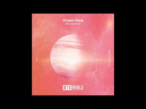 DREAM GLOW - ( BTS World Original Soundtrack) Pt.1  By BTS And Charli XCX - Yoongi Tae