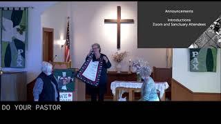 Worship in church -2/28/2021