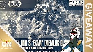 A FREE Limited Edition Gunpla To WIN!!!!!! Giveaway Time!!!