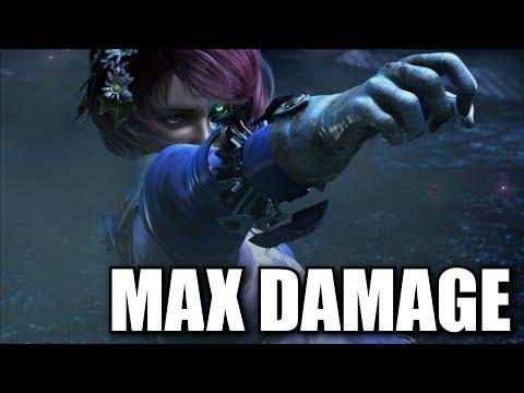 【Tekken 7】 Max Damage - Alisa