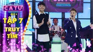 Sàn đấu ca từ 3   Tập 7 vòng 3: Thanh Duy hát nhạc trữ tình, lấy lại danh dự cho cả đội