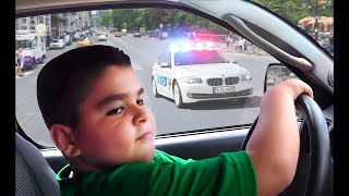 kid stole a car to impress his crush.. (HUGE MISTAKE)