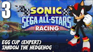Sonic and Sega All-Stars Racing - Egg Cup (Shadow)