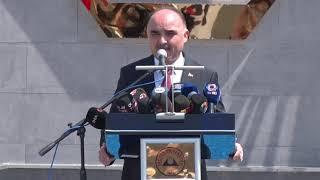 Üniversitemiz 15 Temmuz Şehitler Caddesi ve 15 Temmuz Şehitler Anıtı'nın Açılışı Gerçekleştirildi