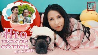 Trailer HEO KỂ CHUYỆN CỔ TÍCH | Rìu Vàng Rìu Bạc Parody | Piggy Tell Comedy Story | Thiên An