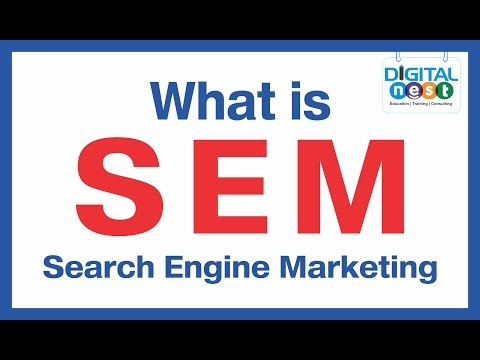 What is Search Engine Marketing (SEM) | PPC Certification course ...