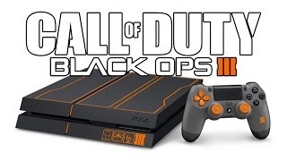Official Black Ops 3 Limited Edition PS4 Bundle (Does the Controller Suck?!)