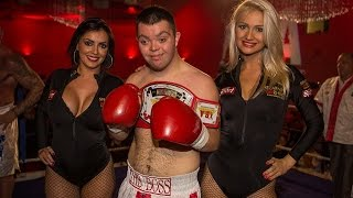 Downs Syndrome Boxing - Danny Mardell Jnr Vs Marty Kays (Charity Bout)