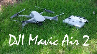 DJI Mavic Air 2 - Unboxing & Review (w/ Test Footage)