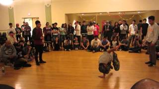 Chicago Tribe vs Operation Meteor || Top 16 || P.O.P. Lock and Break ||