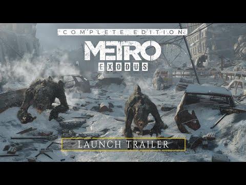 Metro Exodus - Trailer de lancement Xbox Series X|S & PS5™(4K officiel) de Metro Exodus