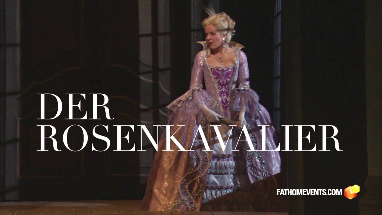 The Met: Live in HD - Der Rosenkavalier Trailer
