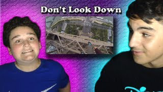 Don't Look Down Compilation (Reaction)