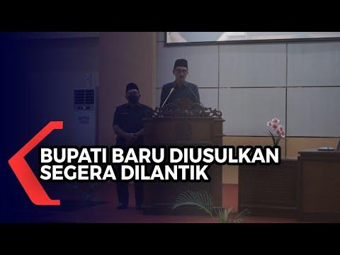 Paripurna Pengangkatan Bupati Banjar, DPRD Usulkan Pasangan Terpilih Segera Dilantik
