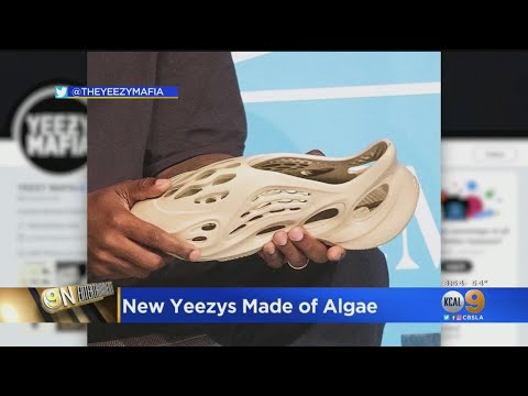 Eye On Entertainment: New Yeezy Shoes Made From Algae Foam