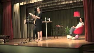 preview picture of video 'Presentazione Alla Fine dei Sogni 6 maggio 2014 Auditorium San Remigio   Vimodrone'